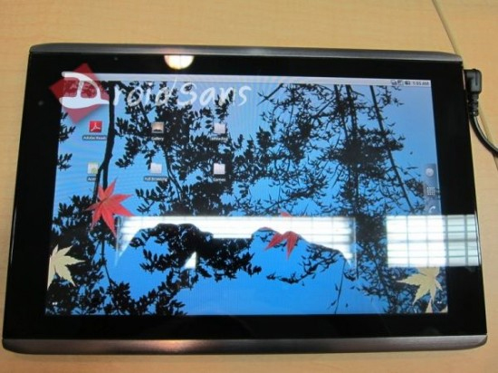 Acer 7 Zoll Android Tablet