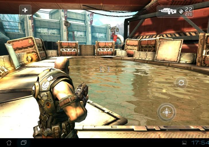 [Video]GTA 3 und Shadowgun THD auf dem ASUS EeePad Transformer Prime