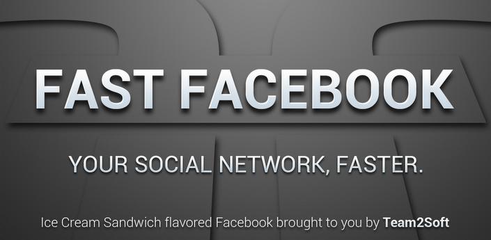 Neue App für Facebook: Fastbook!