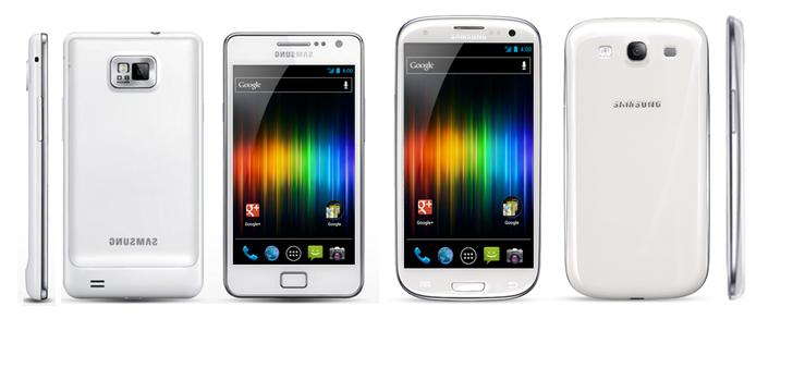 Vergleich: Galaxy S3 und Galaxy S2: 38 Unterschiede und Verbesserungen