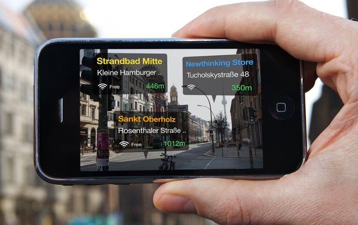 Top 3 Augmented Reality Spiele auf Android