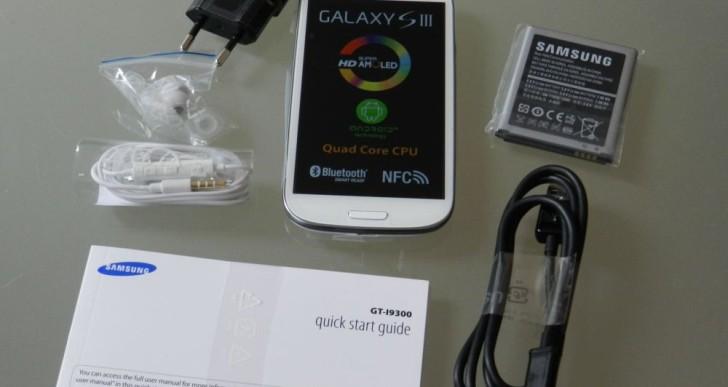 Testbericht: Samsung Galaxy S3