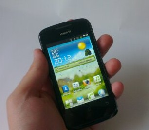 Huawei Ascend Y200 im Test – das 99€-LIDL-Smartphone