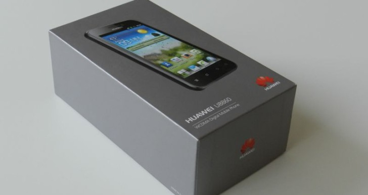 Testbericht Huawei Honour mit Android 4.0 ICS