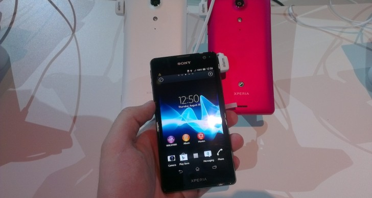 Sony Xperia TX kommt nach Japan