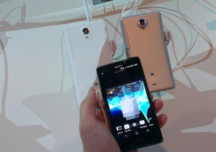 Sony Xperia V: LTE Smartphone im Kurztest