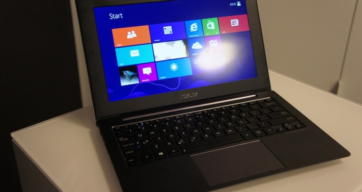 Video: ASUS Taichi Ultrabook mit 2 Displays im Kurztest