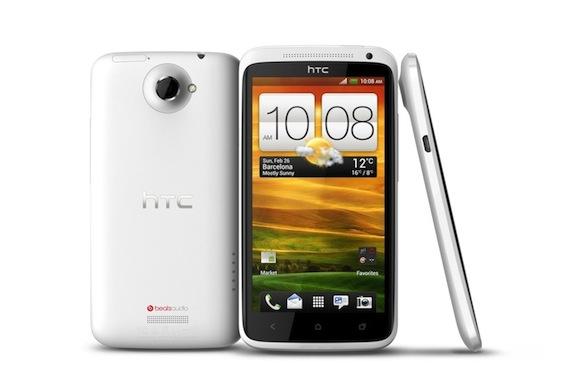 HTC One X mit 16GB angekündigt
