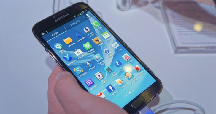 Video: Samsung Galaxy Note 2 Hands-On / Kurztest