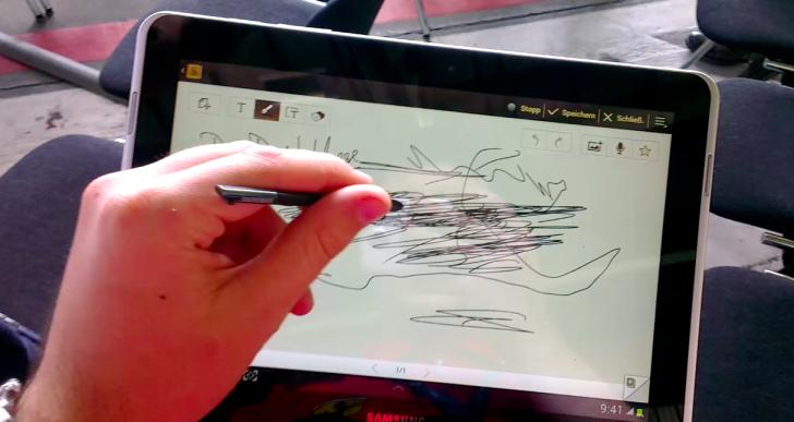 Video: Samsung Galaxy Tab 10.1 N funktioniert mit S-Pen! (Update)