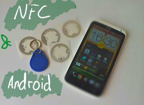 video nfc tags mit android apps beschreiben anleitung. Black Bedroom Furniture Sets. Home Design Ideas