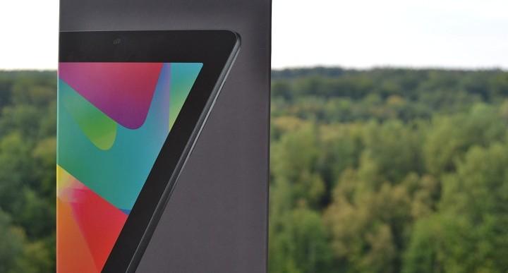 Unboxing des Nexus 7 Tablet und erste Einrichtung