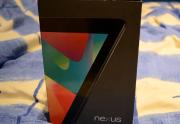Nexus 7 Tagebuch