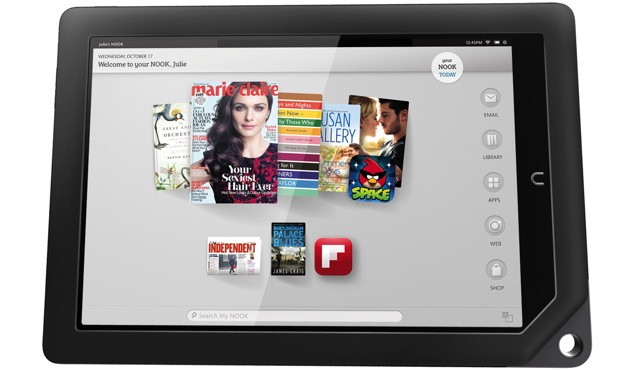 Neue B&N Nook Tablets starten in England