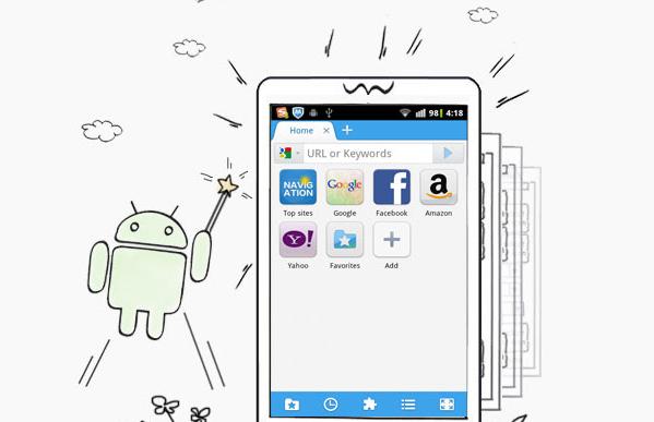 Erstell deinen eigenen Android-Browser!