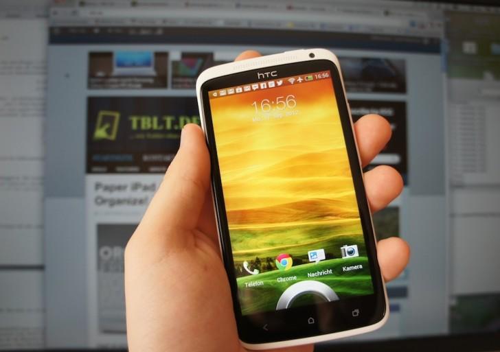 HTC One X im Dauertest