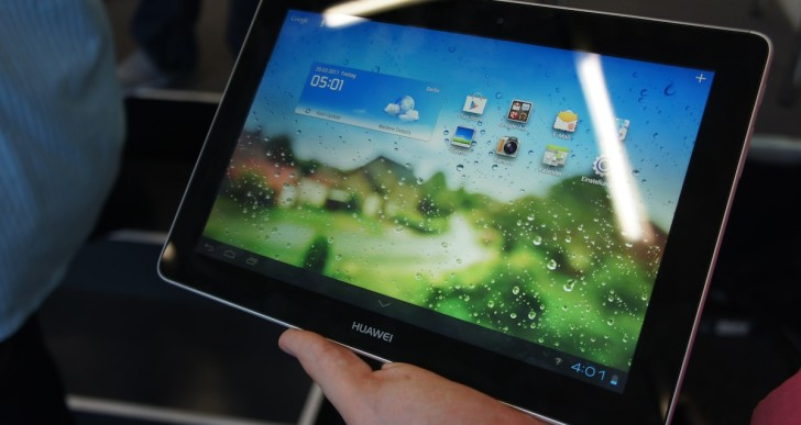 Video-Kurztest: Huawei MediaPad 10FHD mit FullHD Display