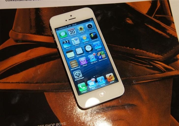 iPhone 5 Kurztest mit Telekom LTE erste Eindrücke