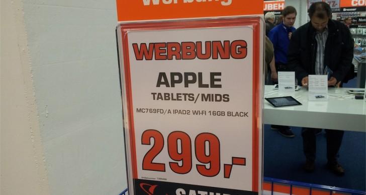 Berlin-Deal: iPad für 299€, AppleTV für 79€ & mehr!