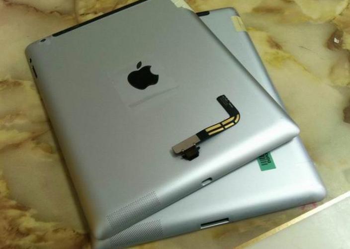 Das reguläre iPad mit einem Lightning Connector? (Foto)