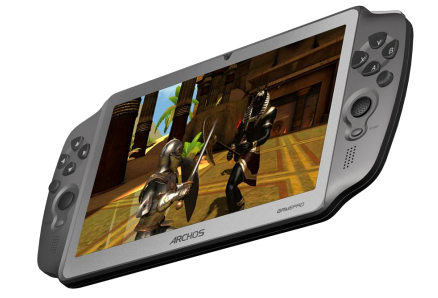 Archos Gamepad in Aktion – Video!