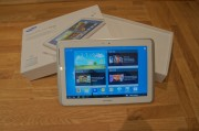 Samsung Galaxy Note 10.1 Unboxing Verpackung