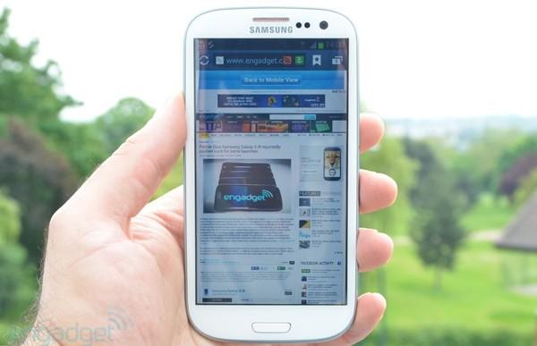 Jellybean fürs Galaxy S3 kommt auch nach Deutschland