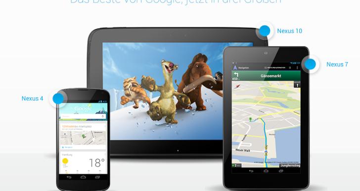 Kommentar: Google Nexus ist der Frontalangriff auf Apple