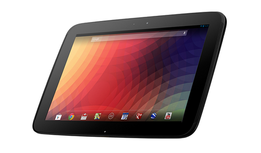 Google stellt Nexus 10 mit Android 4.2 vor (Fotos + Video)