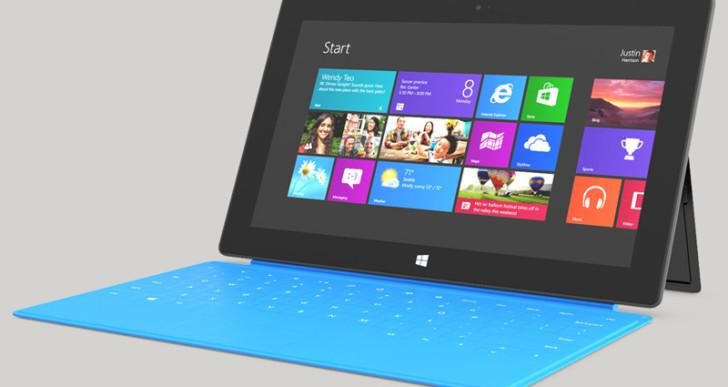 Microsoft wird Surface RT bis 2017 unterstützen