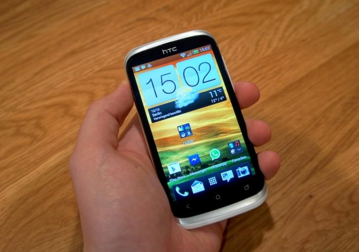 HTC Desire X im Test