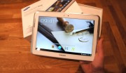 Samsung Galaxy Note 10.1 in der Uni