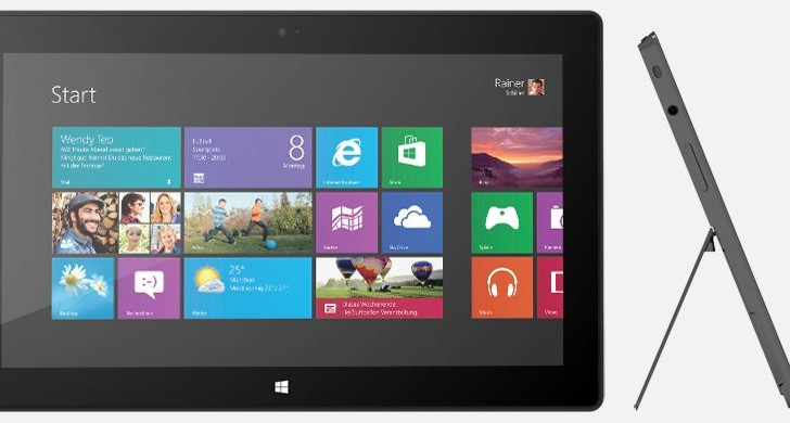 Erfahrungen mit dem Microsoft Surface RT Tablet (Video)