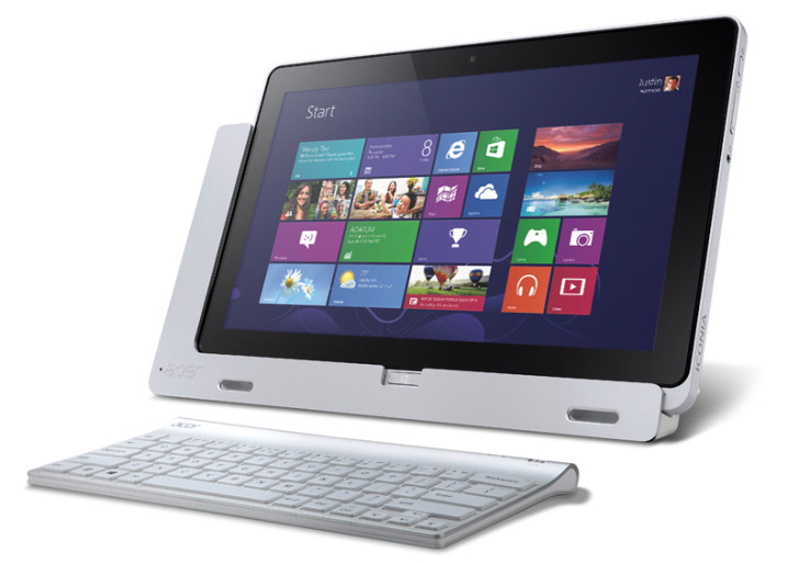 Acer Iconia Tab W700 ausgepackt – Video!