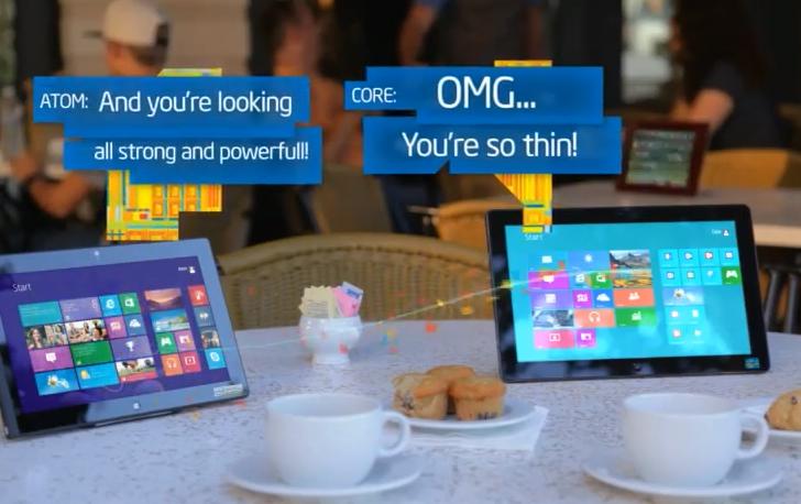 Video: Intel erklärt Unterschied zwischen Atom und Core i Tablets