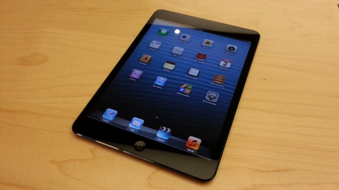 iPad mini und Microsoft Surface ausgepackt