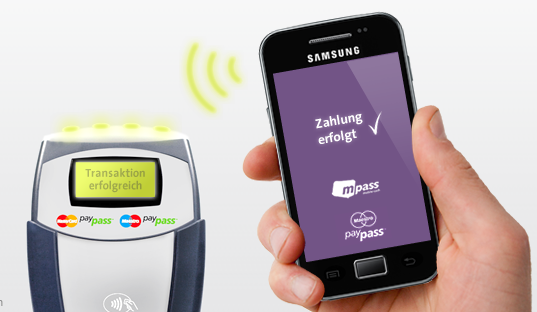 mpass erklärt – mit dem Smartphone per NFC bezahlen!