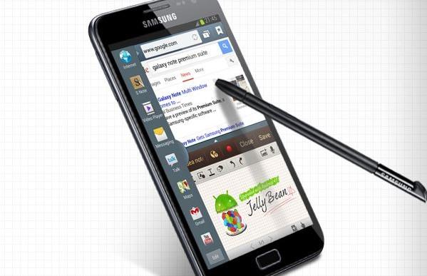 Premium Suite auch für das erste Galaxy Note N7000 angekündigt
