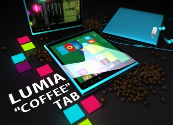 Nokia Lumia Tablet mit Windows RT zum MWC in Barcelona?