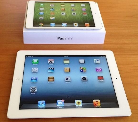 Apple iPad Mini: Höhere Verkaufszahlen als das iPad 4?