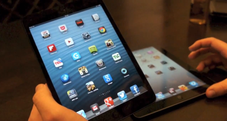 Apple iPad mini im Test