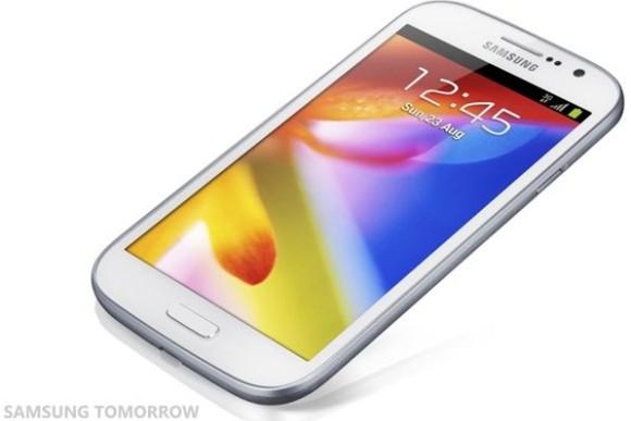 Galaxy Grand: 5 Zoll Smartlet von Samsung angekündigt