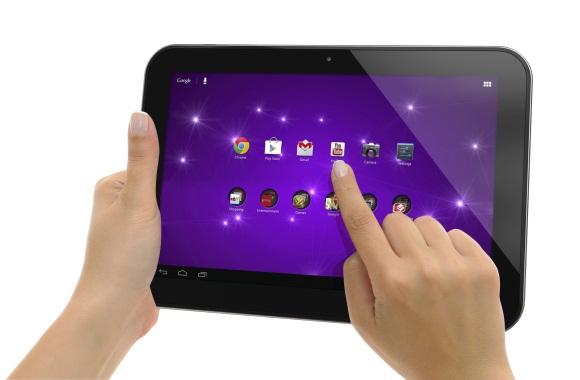 Toshiba kündigt günstiges 10 Zoll Tablet mit Tegra 3 an