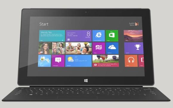 Microsoft Surface Pro ab dem 2. Quartal in Deutschland erhältlich