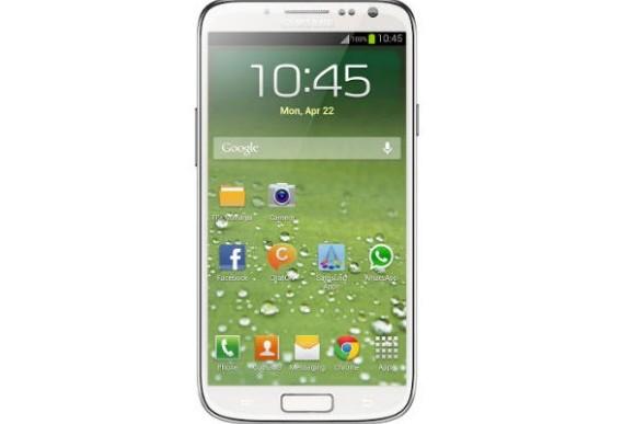 Marktstart des Samsung Galaxy S4 im April erwartet