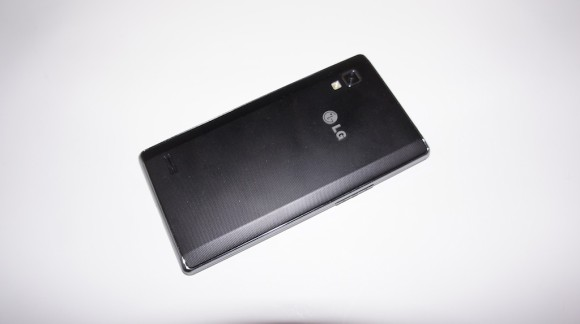 LG Optimus L9 Rückseite