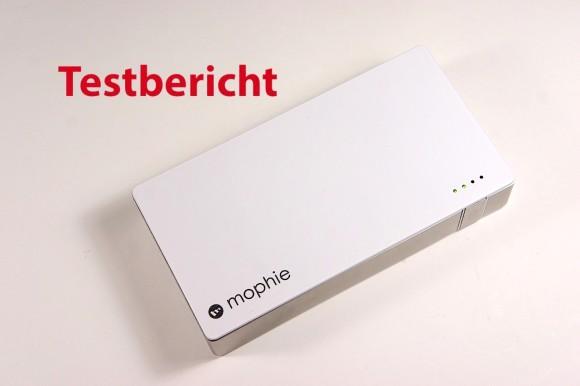 Mophie PowerStation Duo Testbericht