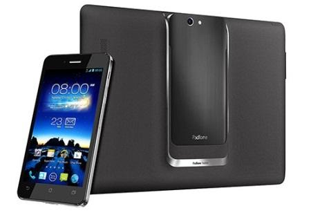 Asus Padfone Infinity: Quad-Core Phone und Tablet in einem Gerät