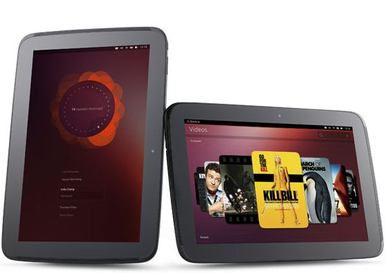 Ubuntu for Tablet