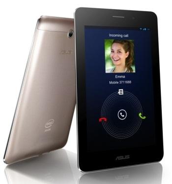 MWC: Asus präsentiert Fonepad mit Intel-Prozessor und Telefonfunktion
